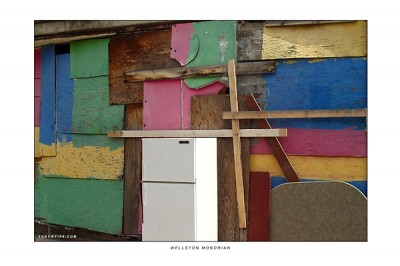 Wellston Mondrian