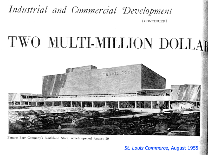 History & Demolition of Northland Shopping Center - TOBY WEISS